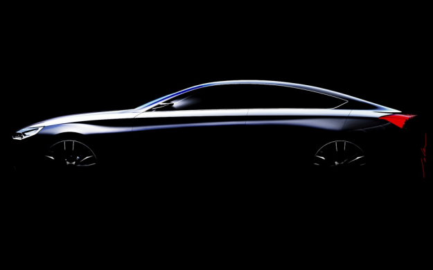Hyundai HCD-14 Concept to be Revealed at Detroit Auto Show