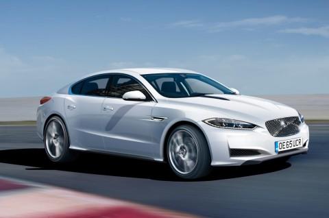 Jaguar's BMW 3-series rival