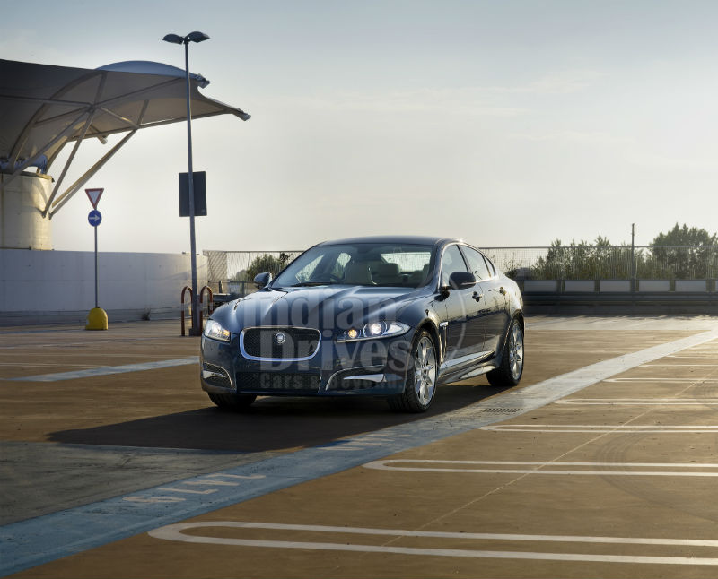 Jaguar's XF Is Car Of The Year