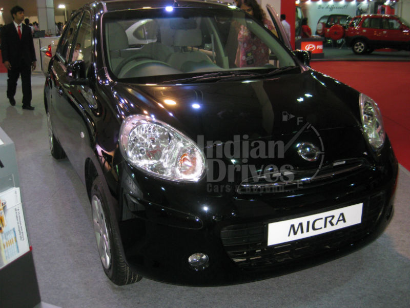 Low cost Nissan Micra