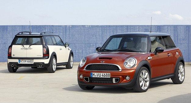 MINI Range Cars