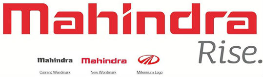 Mahindra and Mahindra new logo