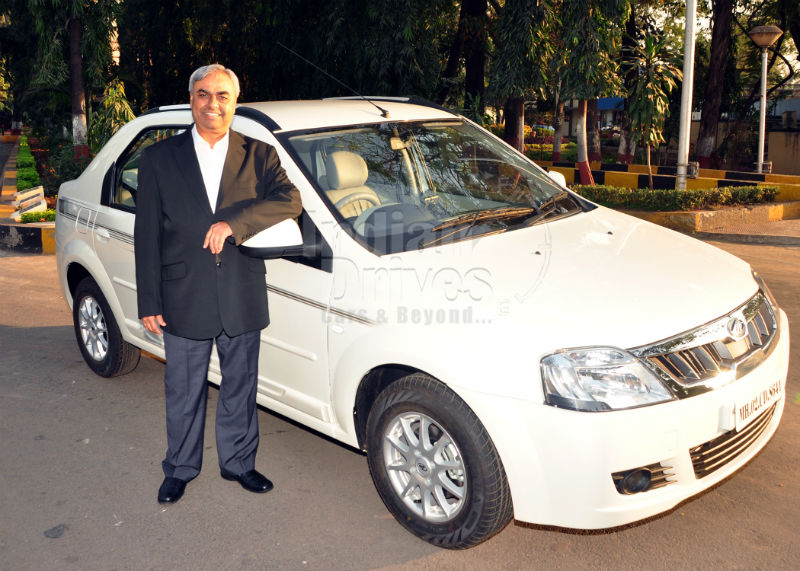 Mahindra launches Verito Executive