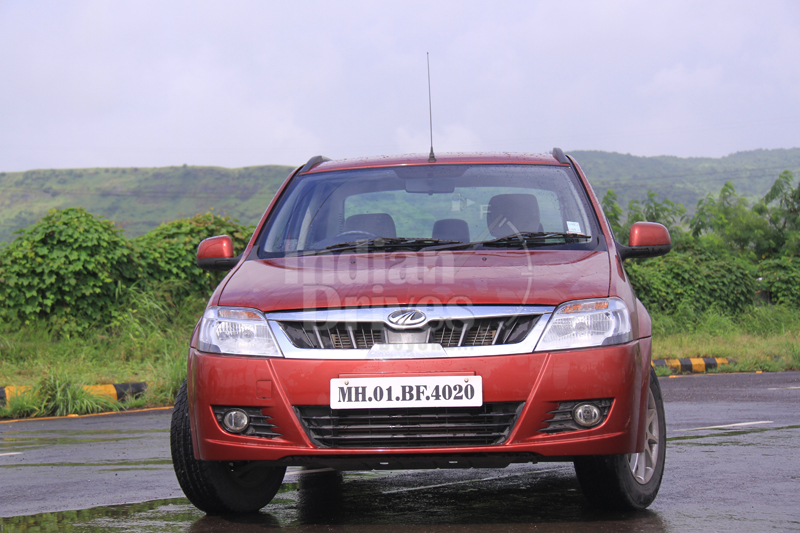 Mahindra registers about 18 percent growth in the passenger vehicle segment in December 2013