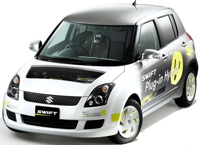 Maruti Suzuki India Working on Small Hybrid Car