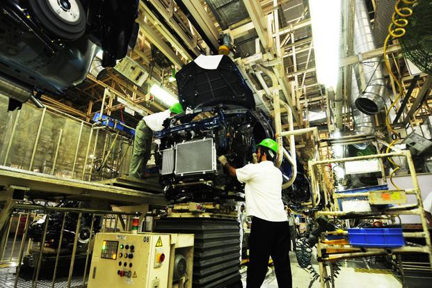 Maruti Suzuki to start operations in its fourth plant by 2017