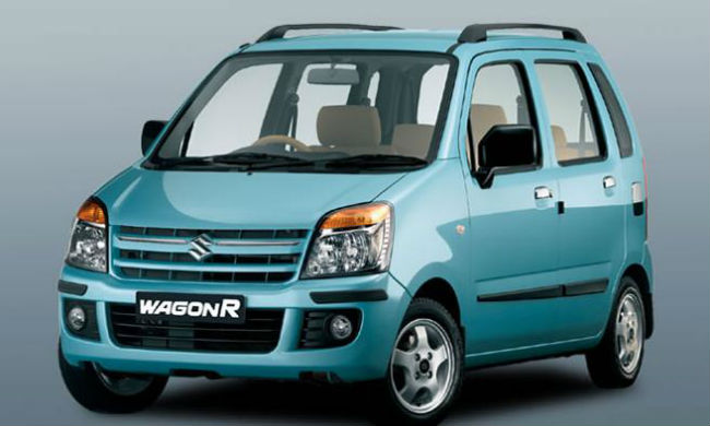Maruti working on Wagon R update