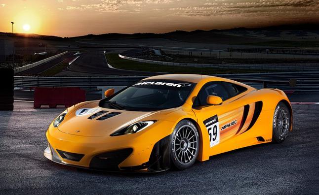 McLaren confirms 12C GT
