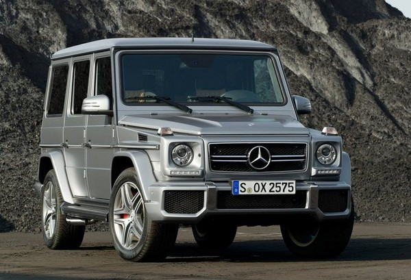 Mercedes To Launch G63 AMG In February