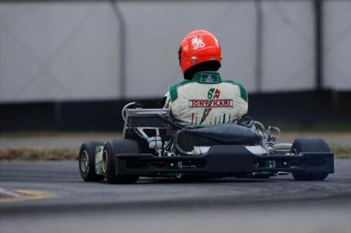 Michael Schumacher back view