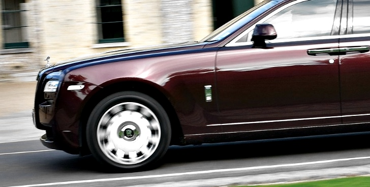 New Rolls Royce to arrive in next two weeks