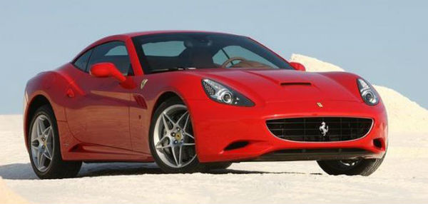 Next Ferrari California to come with Turbo Power
