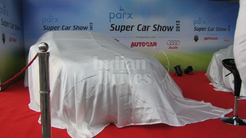 Parx Car Show of Mumbai