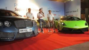 Parx Super Car Show 2013 Mumbai