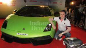 Parx Super Car Show in India