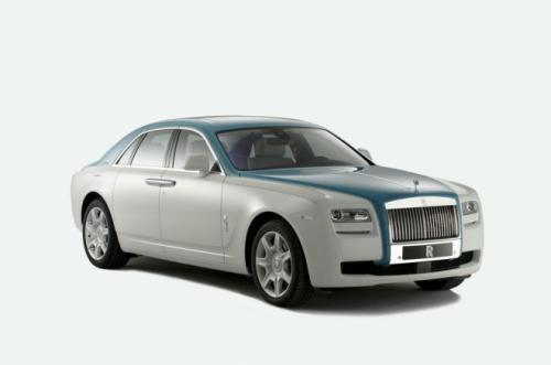 Rolls Royce announces Ghost Firnas Motif Collection