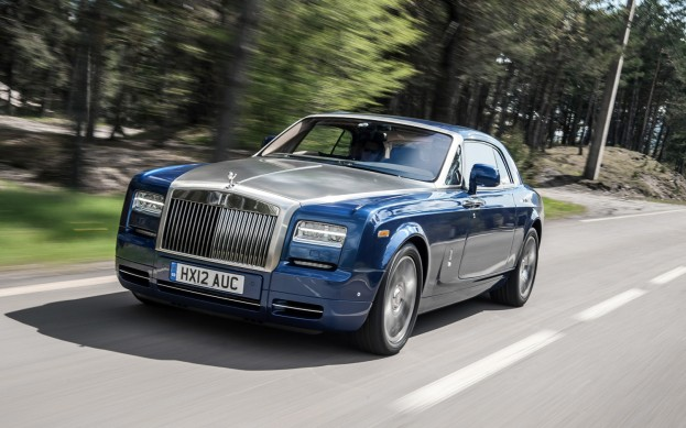 Rolls-Royce on all time high in spite of economic slowdown
