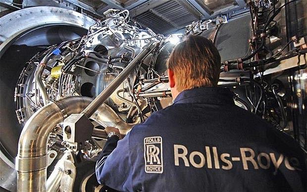 Rolls-Royce to cut defense jobs at UK plant