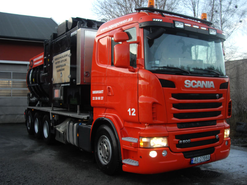 Scania R500 bags the 2012 Apollo CV Prime Mover of the year award