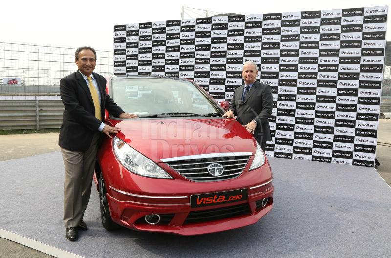 2013 Tata Indica Vista D90