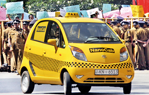 Tata Nano To become the Taxi of J&K