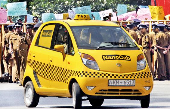 Tata Nano To become the Taxi of J&K