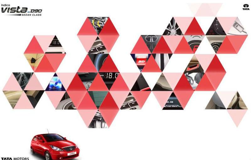 Tata Reveals Indica Vista D90