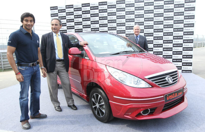 Tata Vista D90 launched at Rs 5.99 Lakhs
