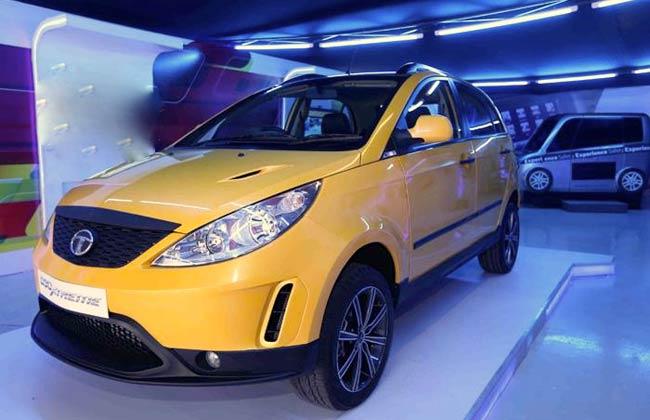 Tata unveils Indica Vista D90