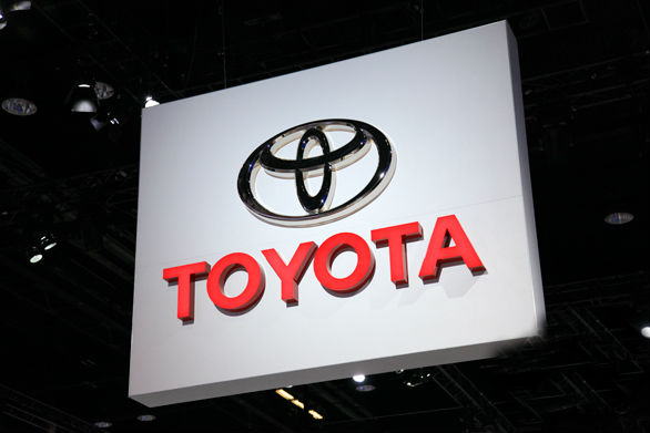 Toyota Occupies the Top Slot of Global Car Seller for 2102