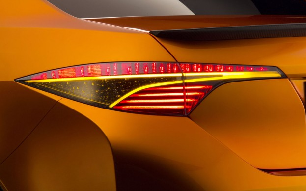 Toyota releases new image of Furia Concept