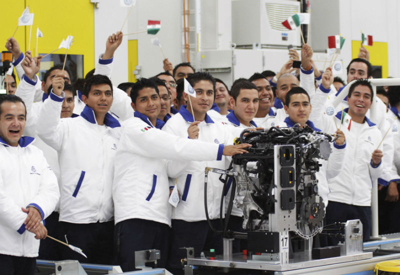 Volkswagen inaugurates 100th Global Plant in Mexico