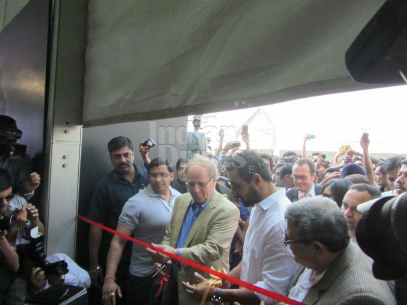 2013 Mumbai International Motor Show