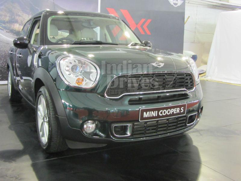 Min Cooper S