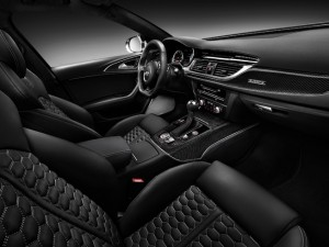 2013 Audi RS6 Avant Plus Interior