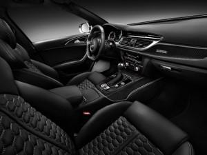 2013 Audi RS6 Avant Plus Interior