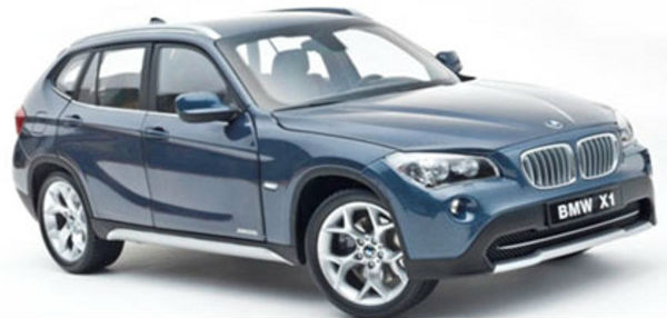 2013 BMW X1 facelift