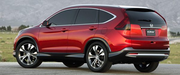 2013 Honda CR-V launched in India at Rs 19.95 lakh