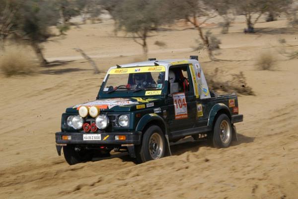 2013 Maruti Suzuki Desert Storm