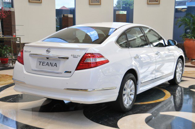 2013 Nissan Teana launched in Malaysia