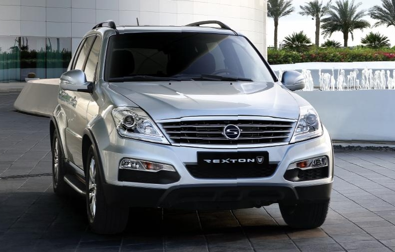 2013 Ssangyong Rexton W SUV