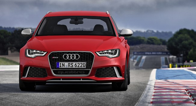 New Audi RS6 Avant Plus