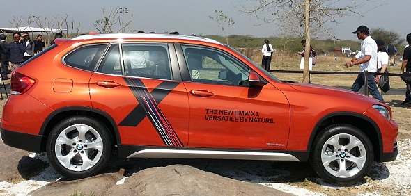 BMW Launches Facelift X1 in India