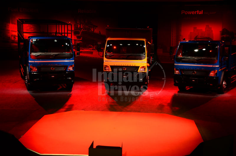 BharatBenz Launches Light-Duty Trucks