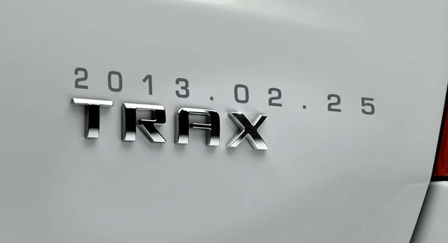 Chevrolet Trax Coming to Korea