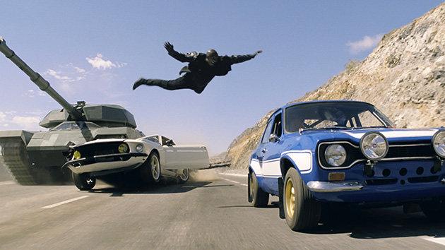 First Fast & Furious 6 Trailer