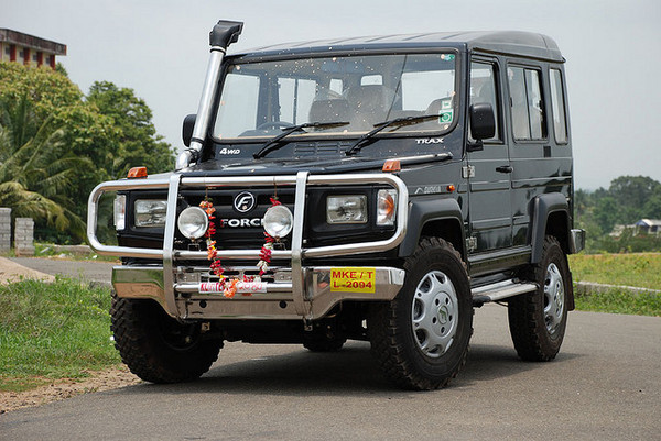 Force Gurkha Launch on February 15