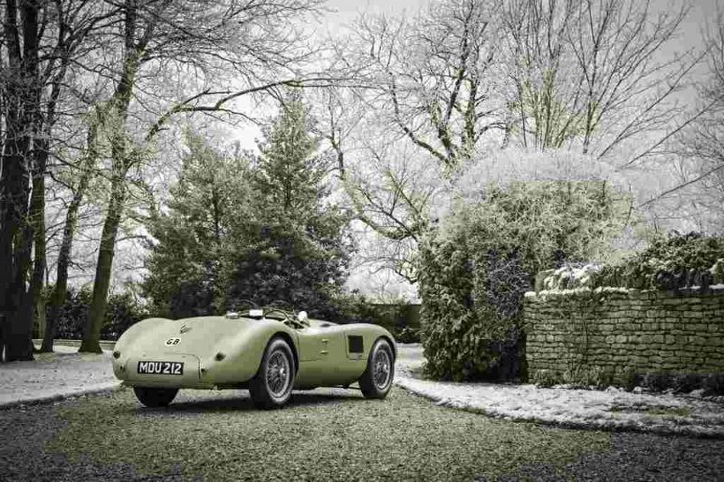 Jaguar C-Type to Make India