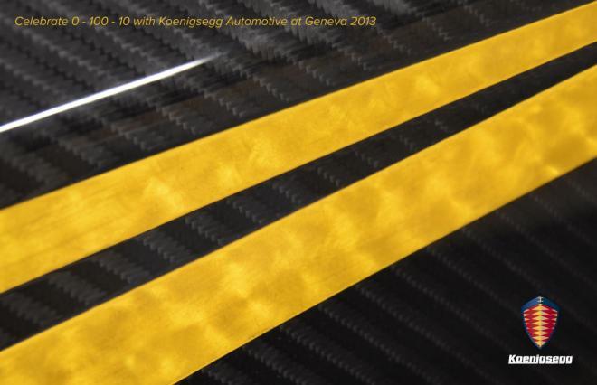 Koenigsegg Teases new Agera for Geneva