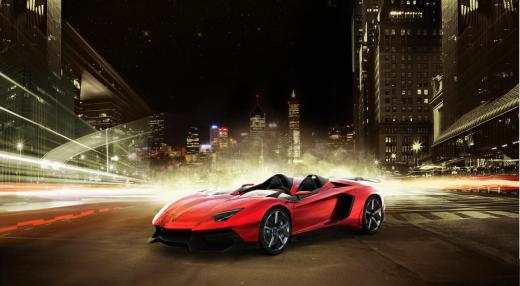 Lamborghini Super Car to be Unveiled at Geneva Motor Show